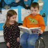 Students Reading to Each Other